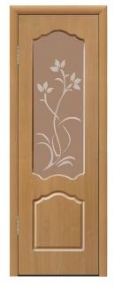 Межкомнатная дверь «Престиж» со стеклом
