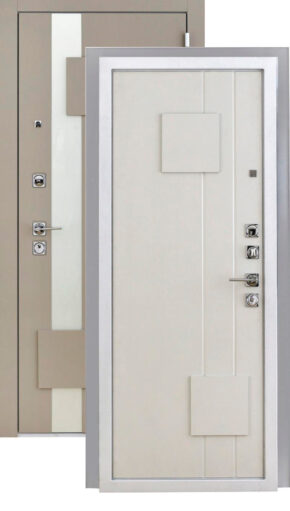 Входная стальная дверь «Квадро»