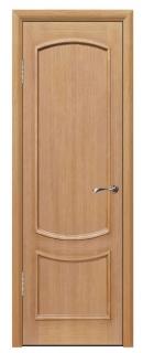 Межкомнатная шпонированная дверь «Ника»