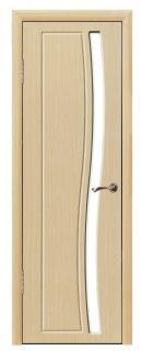 Межкомнатная дверь со стеклом «Симфония»