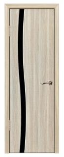 Межкомнатная дверь «Соната №3» из сосны с ПВХ-пленкой