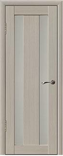 Межкомнатная дверь из экошпона «Вертикаль №2»