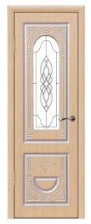 Межкомнатная дверь «Виктория-2» со стеклом